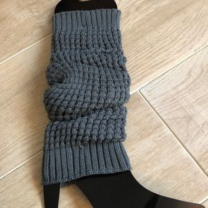 🆕 Leg warmers sweater socks slouchy cozy warm